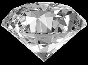 one diamond
