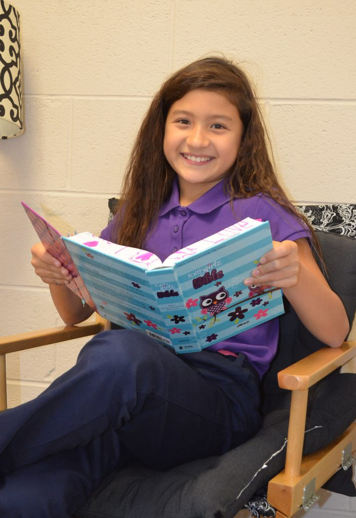 5th grade bible reader