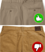 Pant Pockets