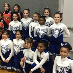 Girls Cheerleading - Northville Christian School